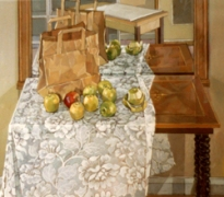stilllifeapplesandbagsmall